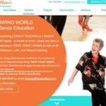Skippy Blair's Dance World